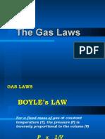 Gas Law