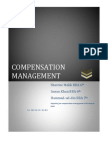 What is Compensation Management