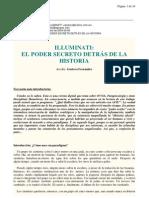 Fernandez Gustavo - Illuminati El Poder Secreto Detras de La Historia