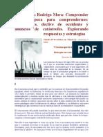 Curso Félix Rodrigo Mora