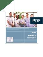 Usmle Bulletin 2012 PDF