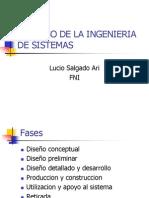 Proceso de La Ingenieria de Sistemas