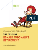 Retire Ronald Expose