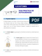 Ileostomia Hospital Ramon y Cajal