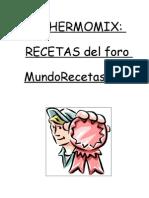 Thermomix; 900 Recetas