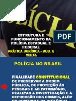 DATA SHOW - POLÍCIA