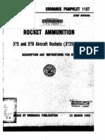 OP 1157 Rkt Ammo