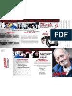 2011 Relief Bus Brochure