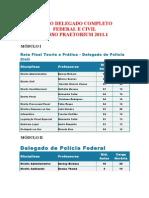 Delegado Federal Civil 2011 Praetorium Ok