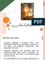 EL CALOR