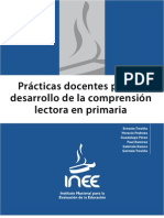 Practicas Docentes Mexico Comprension Lectora