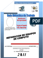 Mantenimiento y Repracion de as