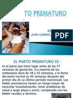 EL PARTO PREMATURO