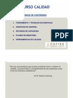 1. Fundamento y Técnicas Estadísticas