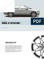 S60 Owners Manual MY08 ES Tp9492