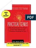 Practical Genius by Gina Amaro Rudan—read an excerpt!