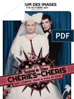 Chéries-Chéris - Programme 2011