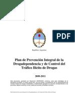 Plan Nacional 2009-2011