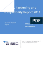 SSL Comp Report 2011