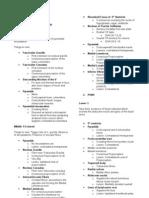 Neuroanatomy Practical 2nd Shift