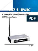 Tl Wr340g d User Guide