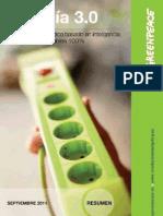 Greenpeace - Energía 3.0 Informe Completo