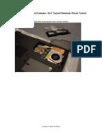 Asus DIY Laptop Assembling
