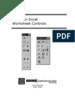 Worksheet Controls