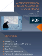 A Presentation on Technical Analysis of Stocks_chirag