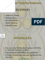 Painel das Tradições Religiosas - Budismo