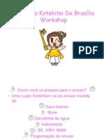Nova Era Kotekitai de Brasília