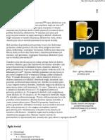 Piwo – Wikipedia, wolna encyklopedia