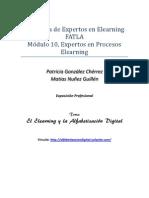 Elearning y Alfabetizacion Digital pdf