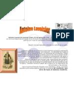 Antoine-Laurent de Lavoisier Maldonado