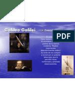 Galileo Galilei milagrosgime