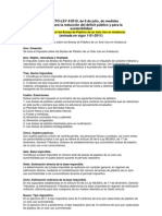 Ley Bolsas de Plastico Andalucia _economoa Sostenible