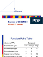 CISC322 09 Cocomo Example