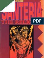 Migene González-Wippler - Santeria - The Religion Faith, Rites, Magic