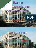 Banco interamericano