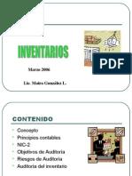 Auditoria DeINVENTARIOS (1)