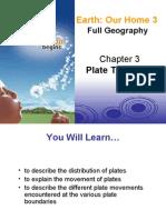EOH3 FG C3 - Plate Tectonics