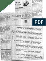 Rabindranath Tagore's Letter to Khwaja Nazimuddin 1940