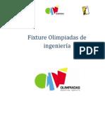 Fixture Olimpiadas Ingeniería word