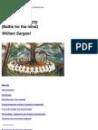 William Sargant > Luta_mente