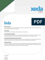 Xeda 7-6 DataSheet