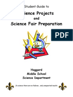 Microsoft Word - Science_Project_Packet_2010-2011