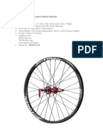 Token Wheelset