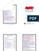 Move Pocket Reference Guide Nursing