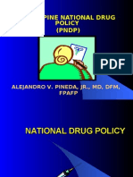 Phil National Drug Policy