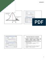 Variabilidad e Inventarios ABC